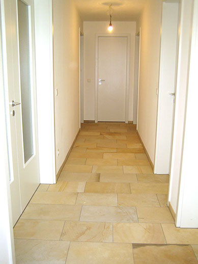 solnhofener platten im badezimmer, solnhofener - beispiele - formatplatten, Innenarchitektur